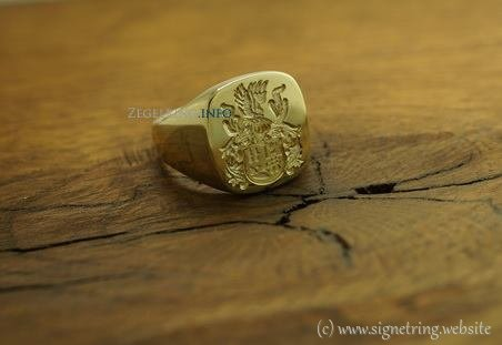 Engravers engrave golden rings engravings stones signetring gold signet stone