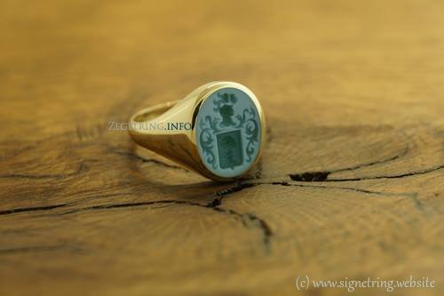 Exceptional signet stone characteristics engraving signetring gold rings ring