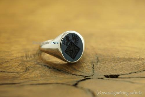 Rings familycrest signetring collection signet