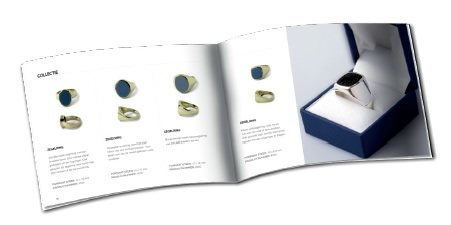 Signet rings catalogue