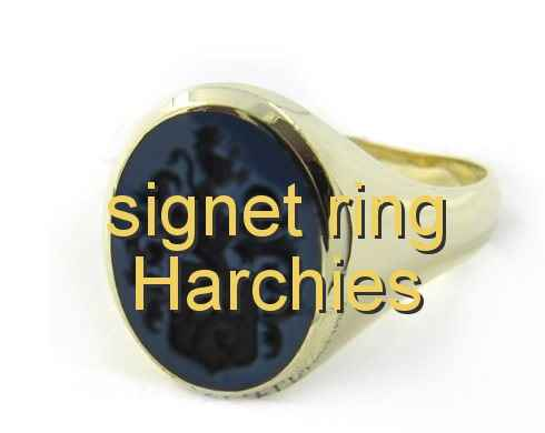 signet ring Harchies