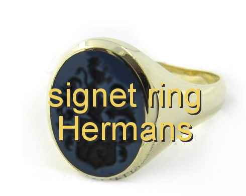 signet ring Hermans